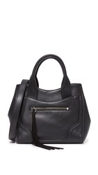 Elizabeth And James Andie Mini Satchel Black