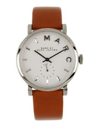 Marc By Marc Jacobs Wrist Watches Brown