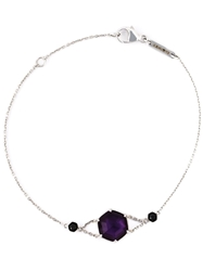 Stephen Webster Purple Quartz Bracelet Metallic
