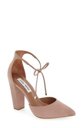 Steve Madden Women's 'Pamperd' Lace Up Pump