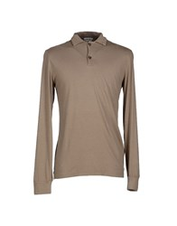 Cycle Topwear Polo Shirts Men Beige