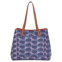 White Stuff Flower Tote Bag Multi