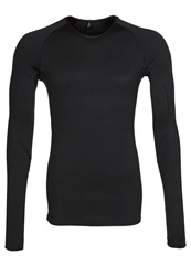 Gore Running Wear Essential Long Sleeved Top Black