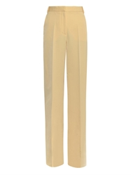Stella Mccartney Scott Wide Leg Trousers