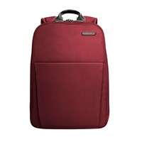Briggs And Riley Sympatico 15.6 Laptop Travel Backpack Burgundy