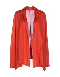Henry Cotton's Cardigans Coral