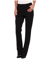 Nydj Bi Stretch Welt Pocket Pant Black Women's Dress Pants