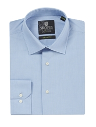 Skopes 24 7 Mode Formal Shirts Blue