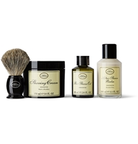 The Art Of Shaving Full Size Unscented Shaving Kit Black