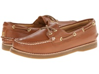 Sperry Gold A O 2 Eye Leather Tan Women's Lace Up Casual Shoes