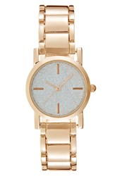 Evenandodd Watch Rose Goldcoloured