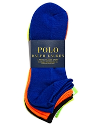 Polo Ralph Lauren Six Pack Classic Sport Socks