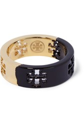 Tory Burch Gold Tone Ring