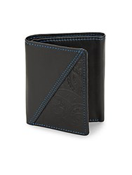Robert Graham Leather Bi Fold Wallet Black