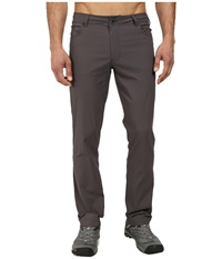 Black Diamond Creek Pants Slate Men's Casual Pants Metallic