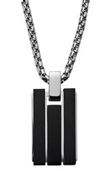Men's Skagen 'Rasmus' Pendant Necklace