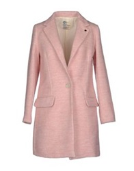 Ottod'ame Coats Light Pink