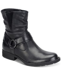 Born Estonia Motorcycle Booties Women's Shoes Black