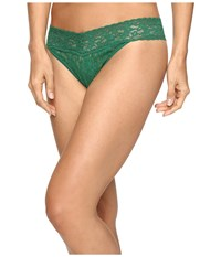 Hanky Panky Signature Lace Original Rise Thong Holly Women's Underwear Red