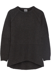 Lot78 Oversized Ribbed Knit Sweater