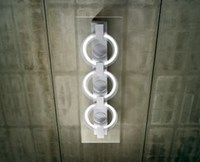 Leucos O Sound 3 Wall Or Ceiling Light