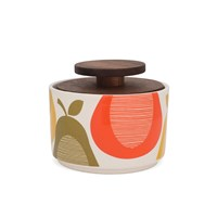 Orla Kiely Pear Sugar Bowl
