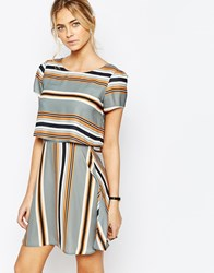 Love 2 In 1 Dress In Stripe Stripe