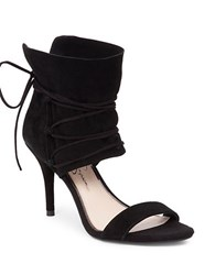Jessica Simpson Madeena Open Toe Sandals Black
