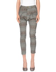 Tirdy Trousers Casual Trousers Women Grey