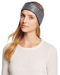 Ugg Quilted Headband Gray