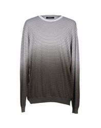 Karl Lagerfeld Lagerfeld Knitwear Jumpers Men Grey
