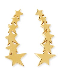 Jennifer Zeuner Jewelry Jennifer Zeuner Vega Star Earring Cuffs