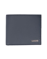 Lacoste Blue Two Tone Pr Wallet