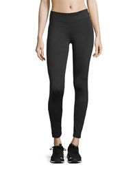 Marc New York Marc Ny Performance Basic Flat Waist Leggings Black
