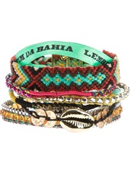 Hipanema Ethnic Bracelet Multicolour