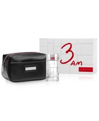 Sean John 3Am Eau De Toilette 3.4 Oz Dopp Kit A Macy's Exclusive