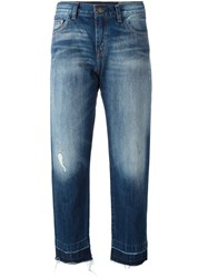 Levi's Vintage Clothing '1967 Customized 505' Relaxed Fit Jeans Blue