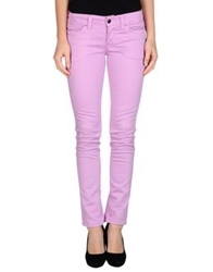 S.O.S By Orza Studio Casual Pants Lilac