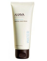 Ahava Mineral Hand Cream No Color