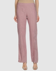 Ql2 Quelledue Casual Pants Garnet