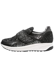 Liu Jo Jeans Trainers Nero Antracite Black