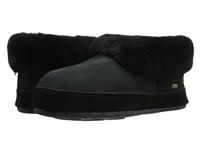 Acorn Sheepskin Bootie Ii Black Men's Shoes