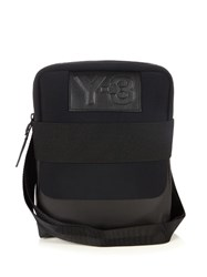 Y 3 Qasa Report Messenger Bag Black