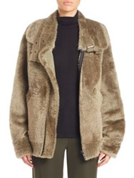 Zoe Jordan Bear Run Jacket Moss