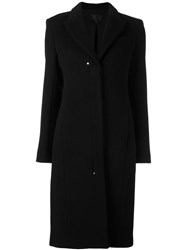 Alexander Wang Single Breasted Coat Black