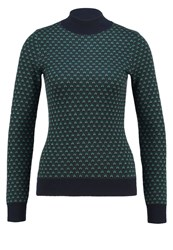 Lacoste Jumper Kelp Navy Blue Evergreen