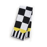 Mackenzie Childs Courtly Check Towel Hand Towel