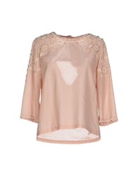 Jucca Shirts Blouses Women Skin Color