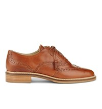 Hobbs Agatha Brogue Brown