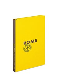 Louis Vuitton Rome City Guide Book